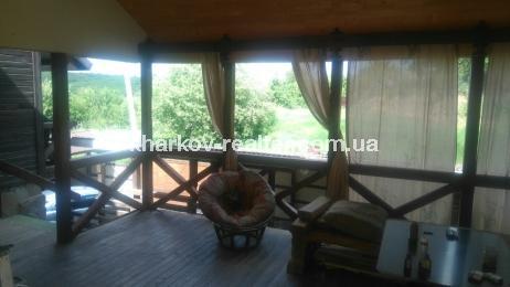 дом, Бобровка - фото 28