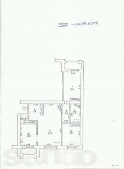 3-комнатная квартира, Конный рынок - фото 8