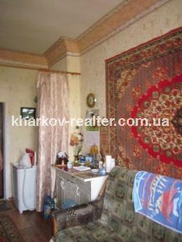 1-комнатная гостинка, ХТЗ - фото 4