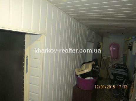1-комнатная гостинка, ХТЗ - фото 3