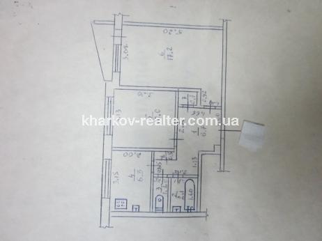 2-комнатная квартира, Салтовка - фото 5