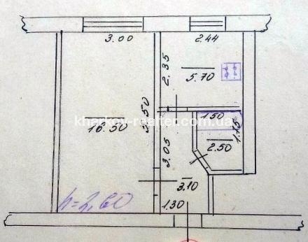 1-комнатная квартира, Дергачевский - Image9