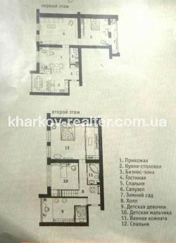 5-комнатная квартира, Конный рынок - Image1