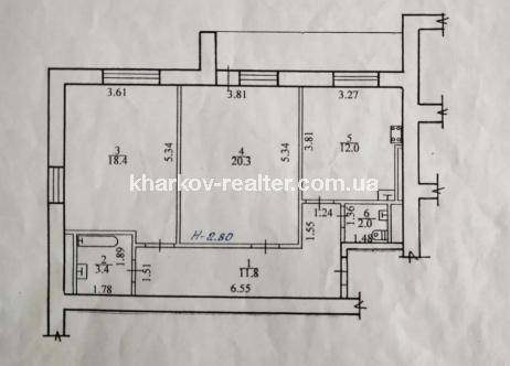 2-комнатная квартира, Нов.Дома - Image15