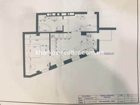 1-комнатная квартира, Центр - Image9