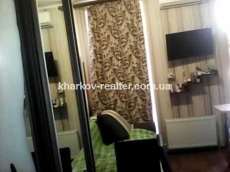 1-комнатная гостинка, Москалевка - Image1