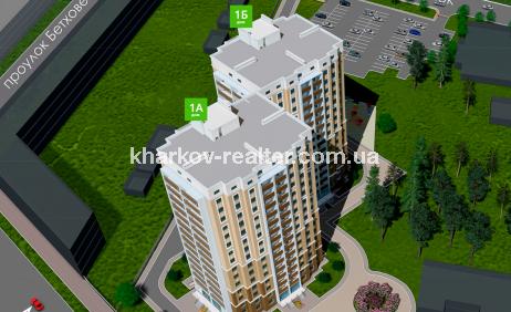 1-комнатная квартира, Красный луч - Image3