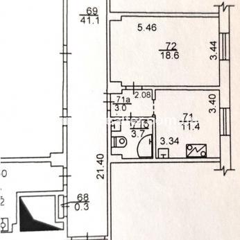 1-комнатная квартира, Центр - Image13