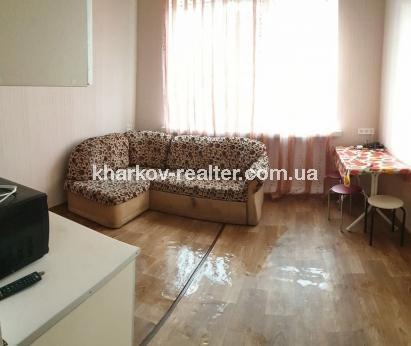 1-комнатная гостинка, Конный рынок - Image1