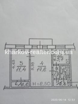 2-комнатная квартира, Нов.Дома - Image12