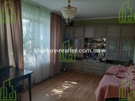 2-комнатная гостинка, Песочин - Image1