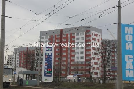 1-комнатная квартира, Журавлевка - Image1