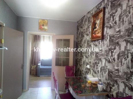 3-комнатная квартира, Москалевка - Image4