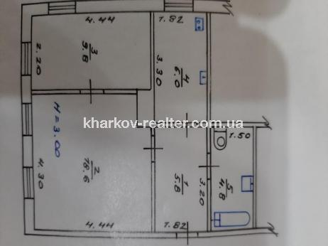 2-комнатная квартира, ЮВ и ЦР - Image1