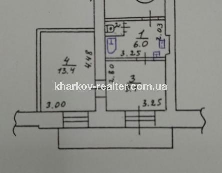 2-комнатная квартира, Центр - Image1