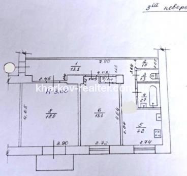 2-комнатная квартира, Центр - Image17