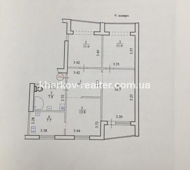 4-комнатная квартира, Алексеевка - Image8