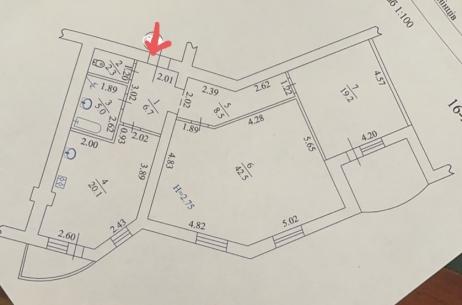 3-комнатная квартира, Салтовка - Image13