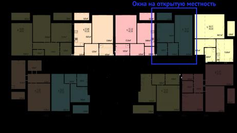 1-комнатная квартира, Журавлевка - Image10