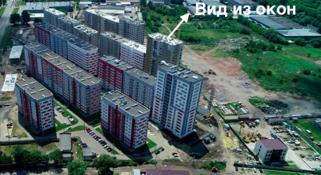 1-комнатная квартира, Журавлевка - Image2