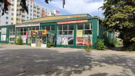 здание, ХТЗ - Image1