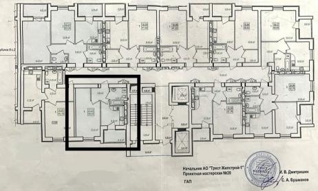 1-комнатная квартира, Журавлевка - Image5