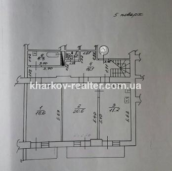 5-комнатная квартира, Журавлевка - Image8
