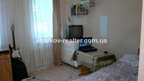 1-комнатная гостинка, Алексеевка - фото 1