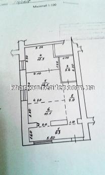 2-комнатная квартира, Гагарина (нач.) - фото 15