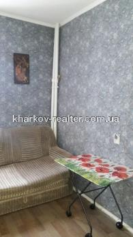 1-комнатная гостинка, Салтовка - фото 5