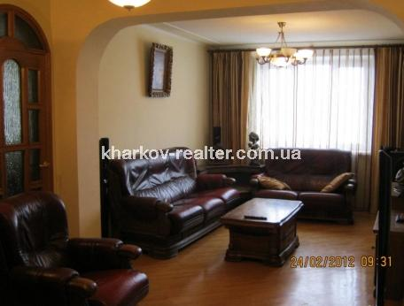 5-комнатная квартира, Жуковского - Image1