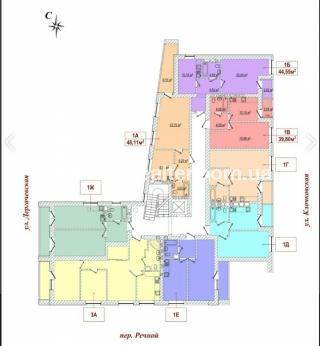 1-комнатная квартира, Центр - фото 4